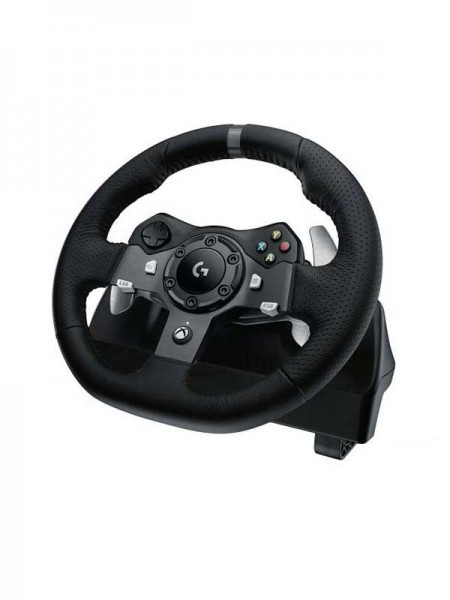 LOGITECH G920 Driving Force Racing Wheel for Xbox