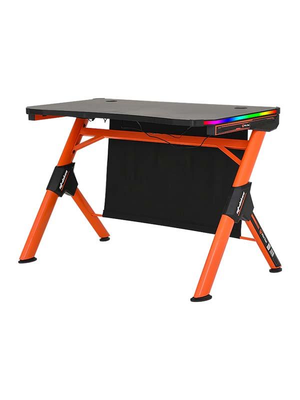 MEETION RGB LED Light PC Computer Gaming E-Sport Desk DSK20   MT-DSK20