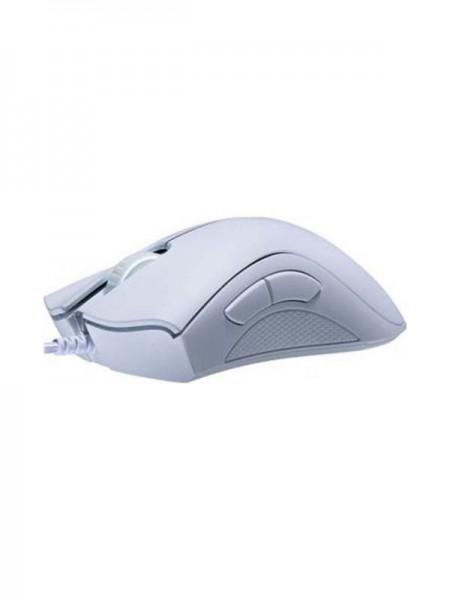 RAZER DeathAdder Essential Gaming Mouse (White), 5