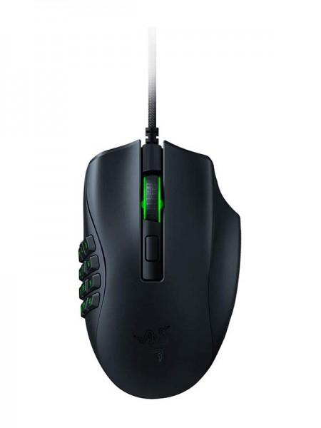 RAZER NAGA X MMO Gaming Mouse, 16 PROGRAMMABLE BUT