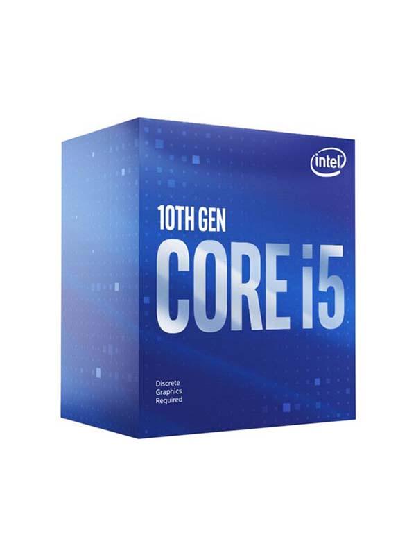 CROWN GS40RGB2 3 FAN RGB Gaming PC, Core i5-10400F, ASUS B560M-A, GTX 1650 (4GB DDR6), 16GB, 250GB SSD + 1TB HDD, 600W, CPU Air Cooler, Windows 10 Pro (Trial) – 1 Year Warranty