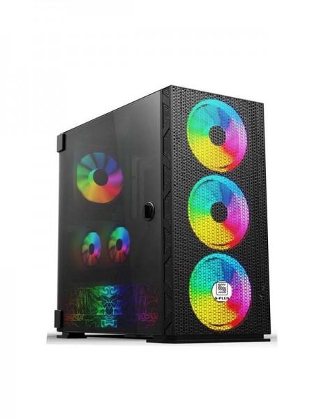 MEETION AX8 (8RGB Fan) Gaming PC, Core i5-10400F,