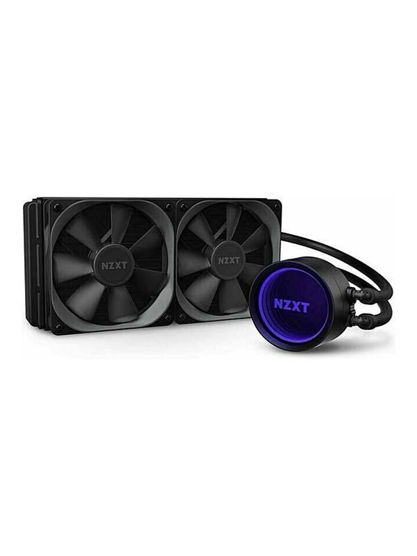 NZXT H510 ELITE Gaming PC, AMD Ryzen 9-5900X, ASUS X570-E STRIX E GAMING, RTX 3080 (10GB DDR6), CPU Cooler NZXT KRAKEN X63, 32GB, 500GB SSD + 2TB HDD, 850W 80+ Gold, Windows 10 Pro (Trial) – 1 Year Warranty