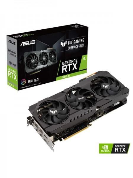 ASUS GeForce RTX 3070Ti 8GB (GDDR6X) TUF Gaming Gr