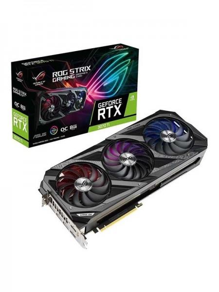 ASUS ROG Strix RTX 3070 Ti OC Edition 8GB GDDR6X 2