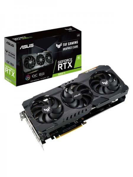 ASUS TUF Gaming GeForce RTX™ 3060 Ti V2 OC Edition