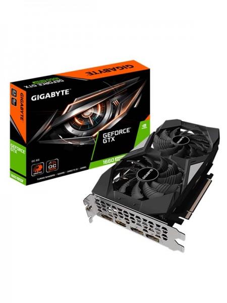 GIGABYTE GTX 1660 SUPER ™ GAMING 6G | GV-N166SOC-6