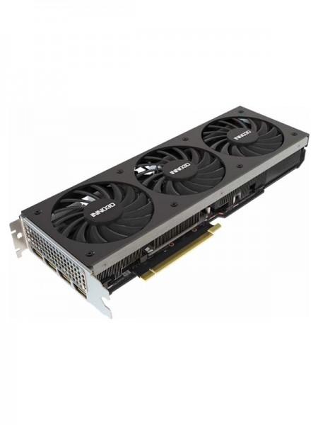INNO3D GeForce RTX 3070 TI X3 OC, 8GB GDDR6X, 256-
