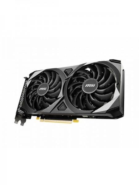 MSI GeForce RTX 3060 Ventus 2X 12G OC, 192bit, 180