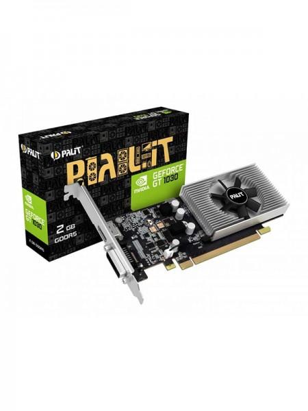 PALIT GeForce GT 1030 2GB, GDDR5, 64bit, 1227MHz G
