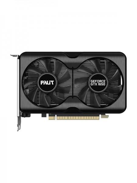 PALIT GeForce GTX1650 Gamin Pro 4GB GDDR6, 128bit, 2-DP, HDMI | NE6165001BG1-1175A