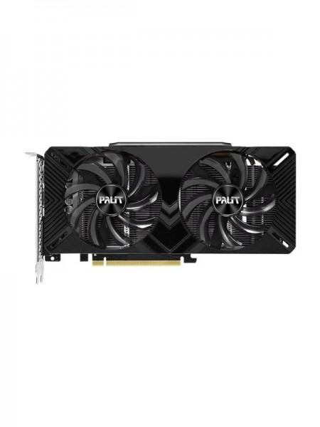 PALIT GeForce RTX 2060 6GB Dual, 192bit,1365MHz GP