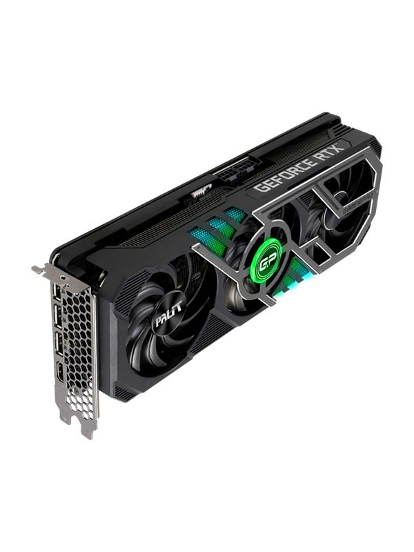 PALIT GeForce RTX 3070 Ti 8GB GamingPro, 256bit, 175MHz GPU, 1770MHz Boost Clock | NED307T019P2-1046A