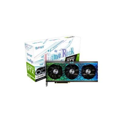PALIT GeForce RTX™ 3080, 10GB GameRock OC, GDDR6X,