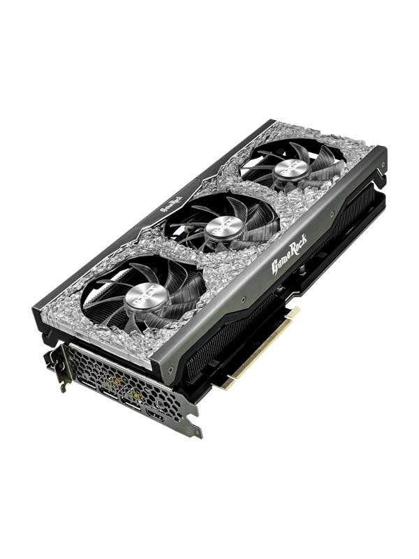 PALIT GeForce RTX3070 GAMEROCK 8GB GDDR6 256bit 3-DP HDMI V1 LHR | NE63070019P2-1040G