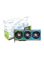 PALIT GeForce RTX3080 GAMEROCK 10GB GDDR6X 320bit 3-DP HDMI V1 LHR | NED3080U19IA-1020G