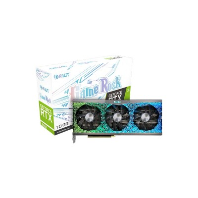 PALIT GeForce RTX3080 GAMEROCK 10GB GDDR6X 320bit