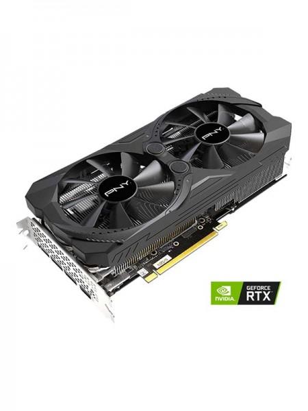 PNY GeForce RTX 3070 8GB UPRISING Dual Fan   VCG30