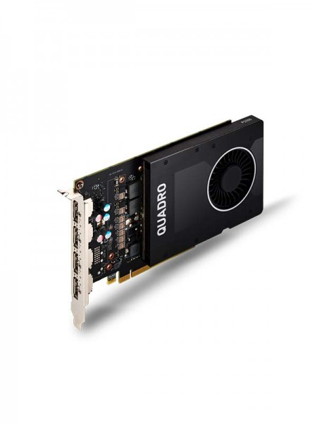 PNY NVIDIA Quadro P2200 5GB, 160bit Graphic Card |