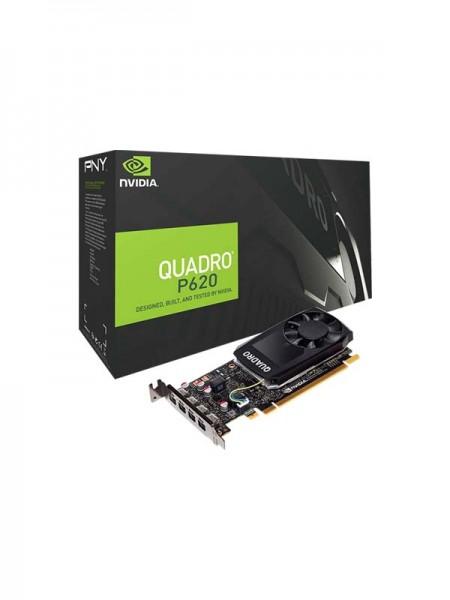 PNY Quadro P620 VGA 2GB 128-bit GDDR5 PCI Express