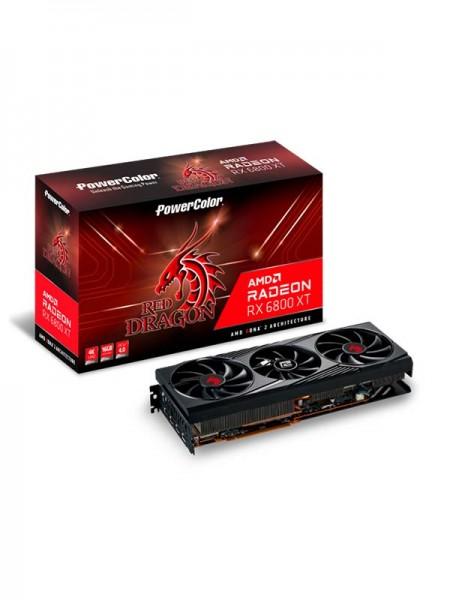 POWERCOLOR Red Dragon AMD Radeon RX 6800XT 16GB GD