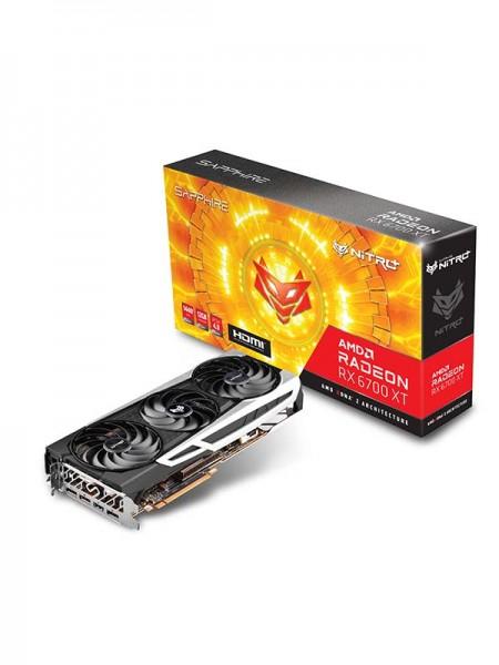 SAPPHIRE NITRO+ AMD RADEON™️ RX 6700 XT GAMING OC