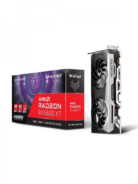 SAPPHIRE NITRO+ AMD Radeon RX 6600 XT, 8GB GDDR6,