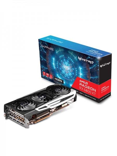 SAPPHIRE Nitro+ AMD Radeon RX 6800 XT Gaming Graph