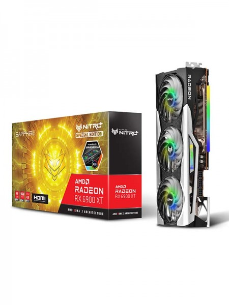 SAPPHIRE Nitro+ AMD Radeon RX 6900 XT SE Gaming Gr
