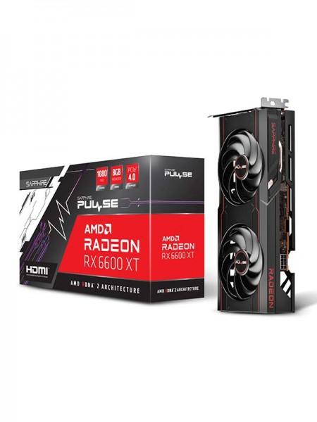 SAPPHIRE Pulse AMD Radeon RX 6600 XT, 8GB GDDR6, A