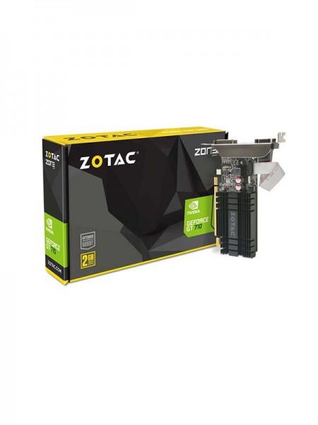 ZOTAC GeForce GT 710 2GB DDR3, 64 bit, 951MHz Engi