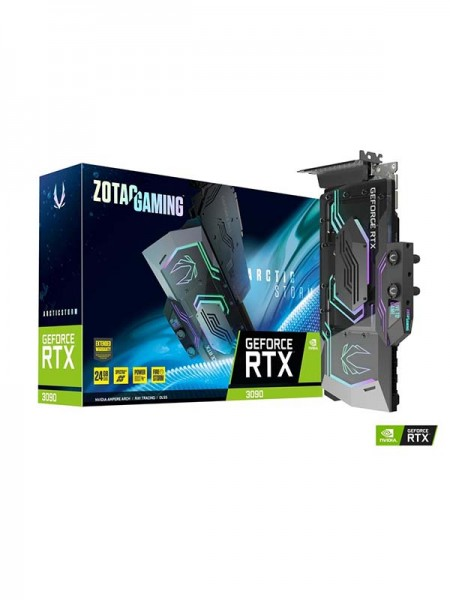 ZOTAC GeForce RTX 3090 Arctic Storm GAMING Graphic