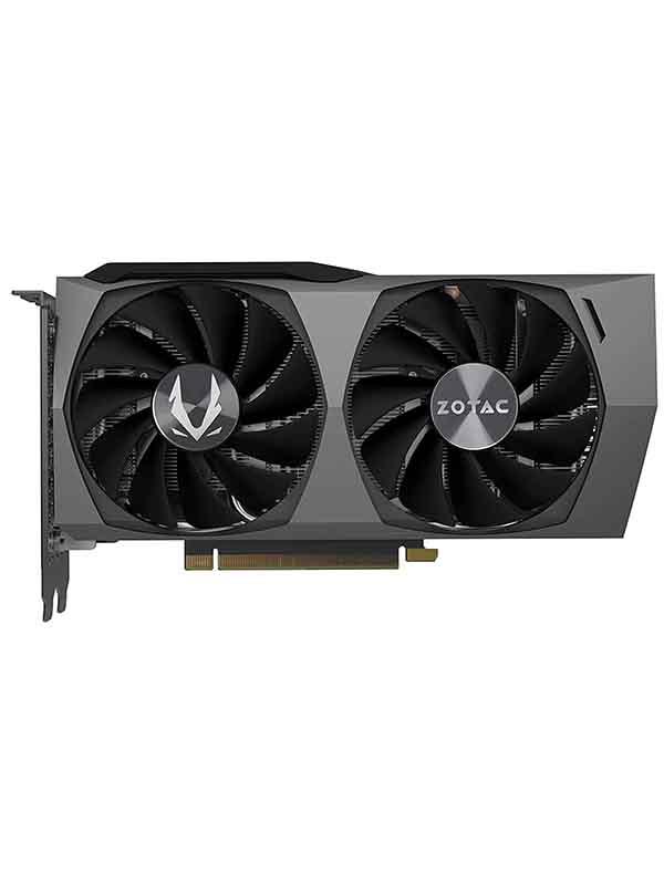 Zotac Gaming GeForce RTX 3060 Twin Edge OC 12GB GDDR6 Gaming Graphics Card - ZT-A30600H-10M