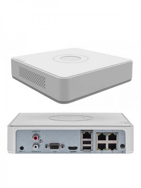 HIK VISION DS-7104NI-Q1 NVR 4 Channel Video Record