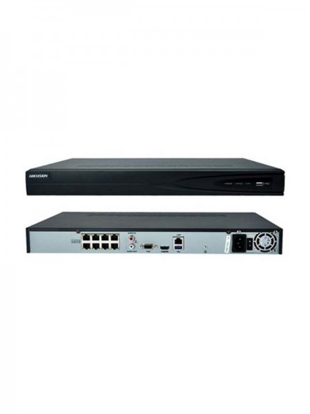 HIK VISION DS-7608NI-Q1/8P NVR 8 Channel 4K Video
