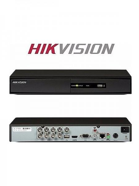 HIK VISION 8-Channel HD 1080 Lite DVR,  DS-7208HGH