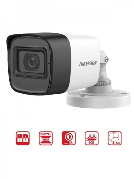 HIK VISION DS-2CE16D0T-ITPF HD 1080p IR Fixed Bull