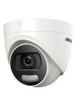 HIK VISION 2 MP ColorVu Fixed Turret Camera, DS-2CE72DFT-FC28