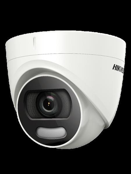 HIK VISION 2 MP ColorVu Fixed Turret Camera, DS-2C