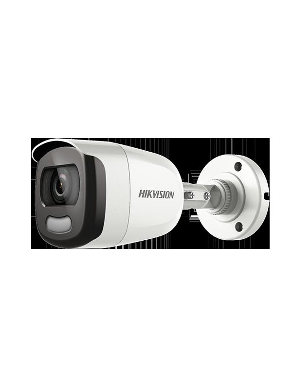 HIK VISION 2 MP ColorVu Fixed Mini Bullet Camera, DS-2CE10DFT-FC