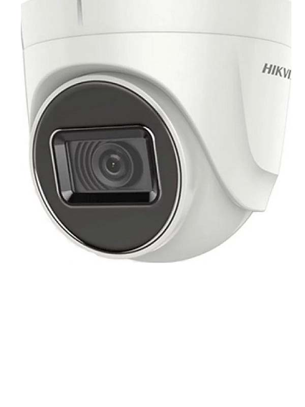 HIK VISION Indoor Security Turret ANLG 5MP Dome Camera, DS-2CE76HOT-ITPF