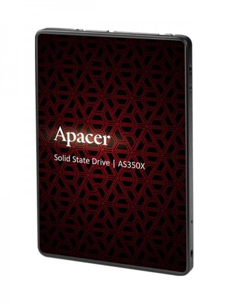 APACER AS350X SATA III 512GB SSD | AP512GAS350XR-1