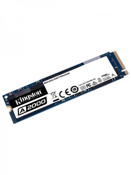 KINGSTON 1TB A2000 M.2 2280 Nvme Internal SSD PCIe