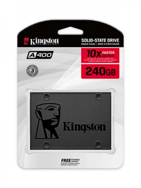 KINGSTON 240GB A400 SATA III, 2.5 inch Internal SS