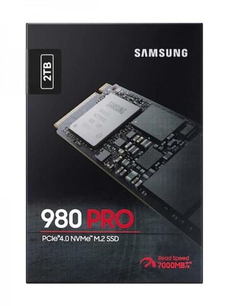 SAMSUNG MZ-V8P2T0 980 PRO NVME, 2TB M.2 SSD | MZ-V