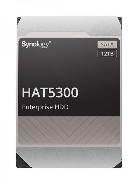 SYNOLOGY HAT 5300 Series 12TB HDD, 7200rpm, SATA 6