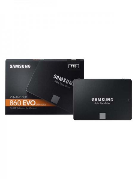 SAMSUNG 1TB 860 EVO 2.5 Inch SATA III SSD | MZ-76E