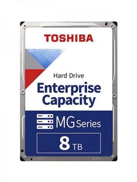 TOSHIBA MG06A ENTERPRISE HDD SATA 8TB, 7200rpm | M