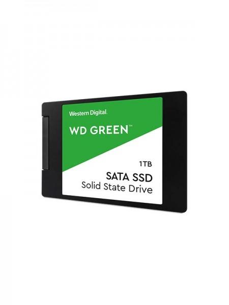 WD 1TB Green 3D NAND PC SSD - SATA III 6 Gb/s 2.5&