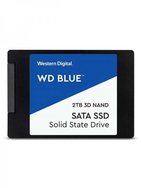 WD 2TB Blue 3D NAND PC SSD - SATA III 6 Gb/s 2.5&q